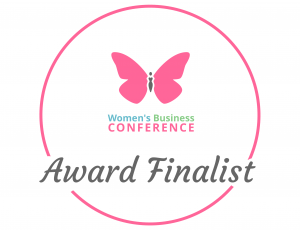 Women's Business Conference Award Finalist